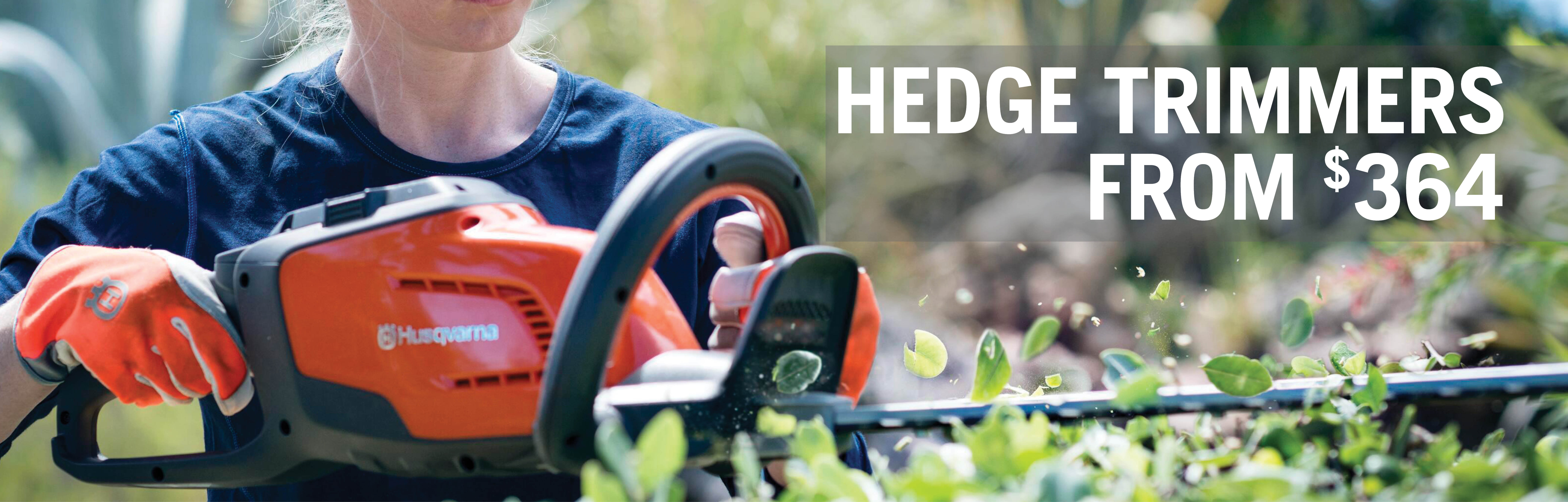 Spring 2020 - Hedge Trimmers